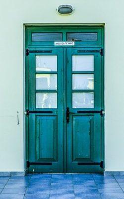 school-door